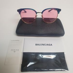BALENCIAGA EVERYDAY BB0020SK-004 SUNGLASSES